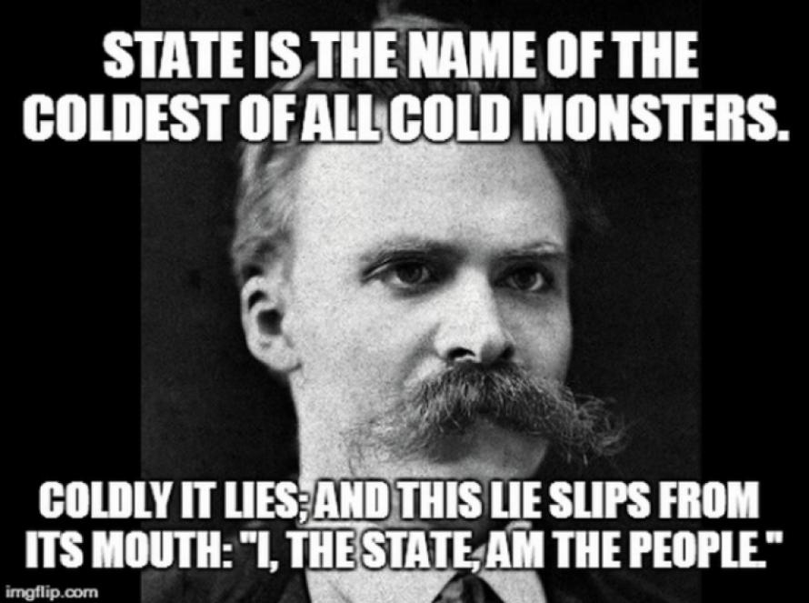 Image result for nature commune anarchist meme