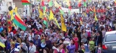 rojava people