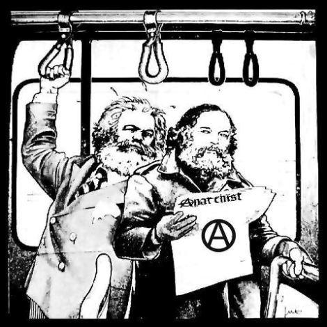 Marx & Bakunin
