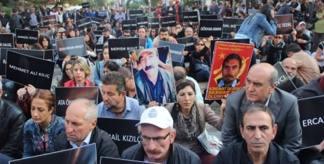 Ankara massacre commemoration