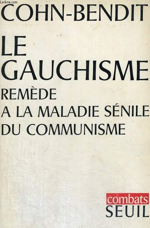 cohn bendit gauchisme