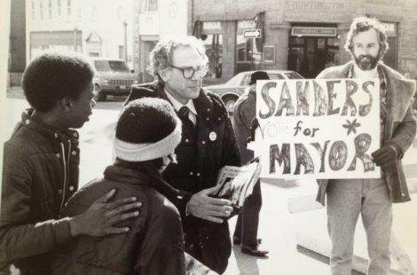 Sanders for mayor