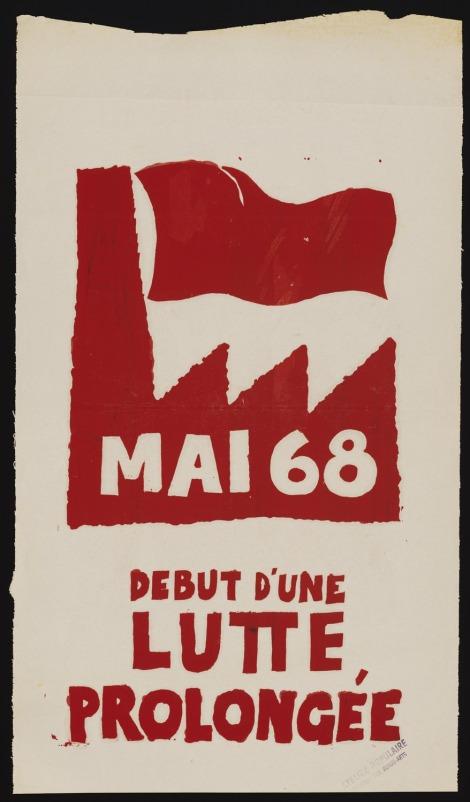 May '68 - the beginning of a long struggle