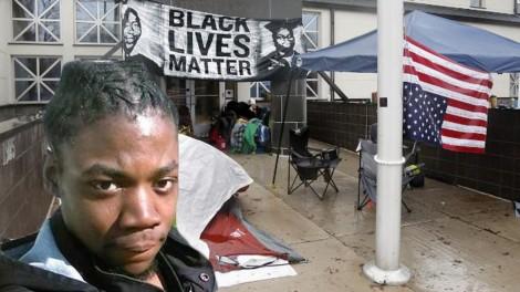 jamar clark - black lives matter