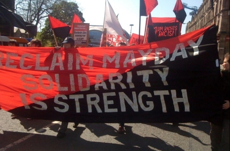 may day reclaim