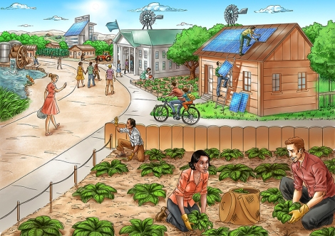 eco-communalism