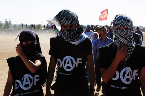 DAF - Turkish Revolutionary Anarchist Action group