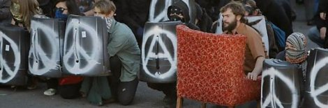 Not just an armchair anarchist