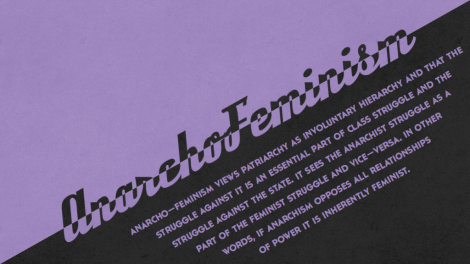 anarcho-feminism