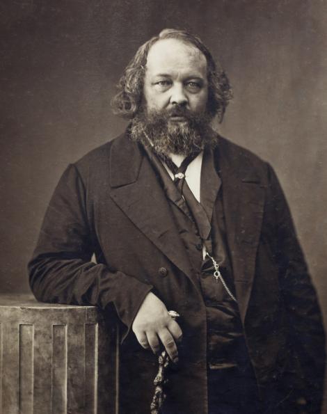 Bakunin: Beware Anarchist!
