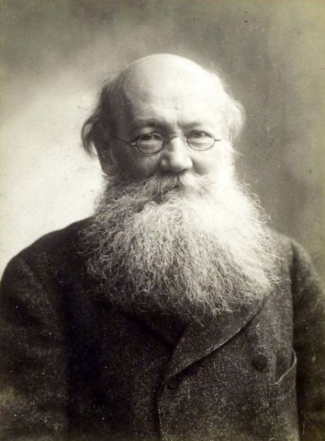 Happy birthday Kropotkin Claus!