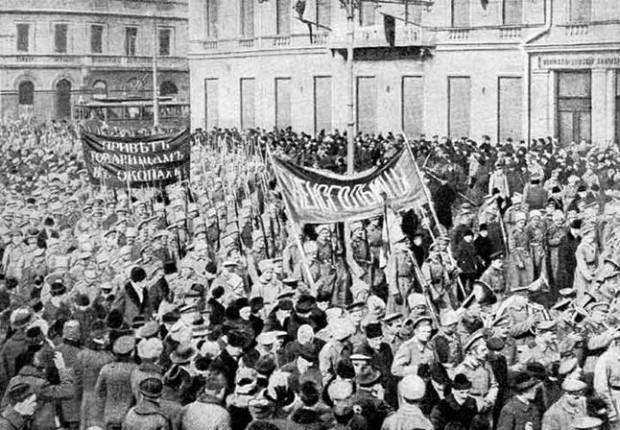 February Revolution 1917