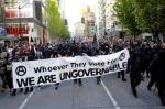 anarchism – voting –democracy