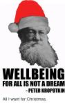 Kropotkin's Christmas Dream