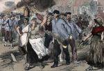 Paris Commune scene