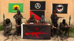 Kurdistan anarchist fighters